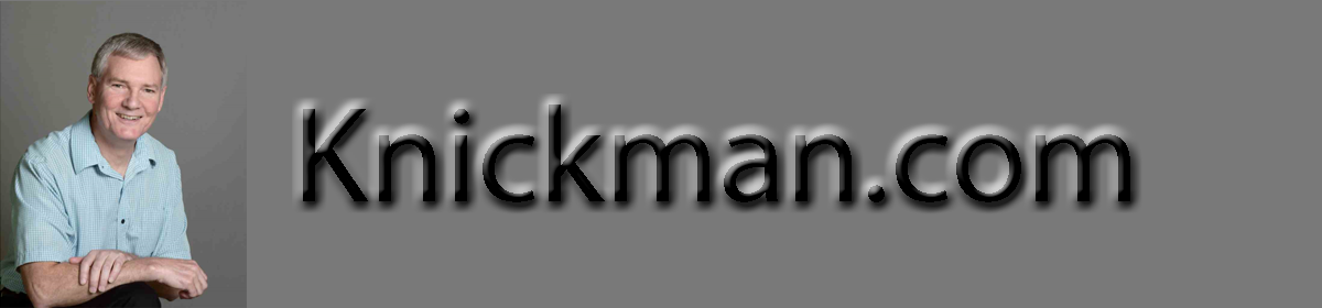Micky Knickman's page